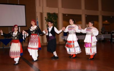 SUPPORTING CULTURAL EDUCATION AT ST. JOHN THE BAPTIST GREEK ORTHODOX CHURCH