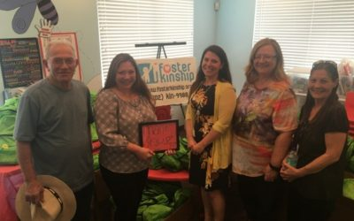 FOSTER KINSHIP BACKPACK GIVE