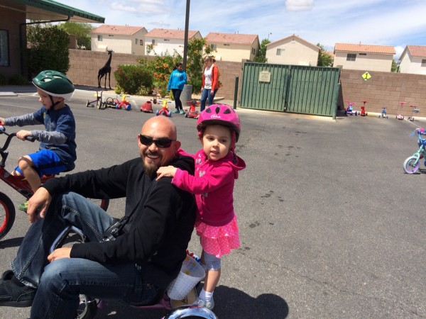 TRIKE-A-THON TO SUPPORT ST. JUDE'S CHILDREN'S RESEARCH HOSPITAL
